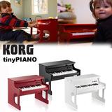 Piano Para Niños Korg Tiny Piano, Rojo, Negro, Blanco