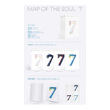 Bts Álbum - Map Of The Soul: 7 (original)