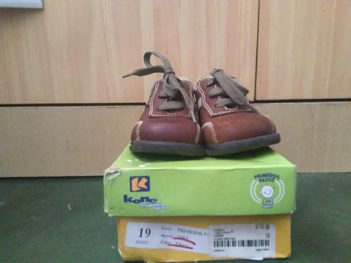 f904eb3d Zapatos Kone Para Niño Talla 26 Usados