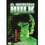 Dvd Original El Increible Hulk Bill Bixby Jack Colvin Marvel segunda mano  Lima - Perú
