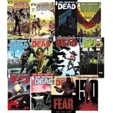 Comics The Walking Dead (170) + Especiales + Libros(pdf,cbr)