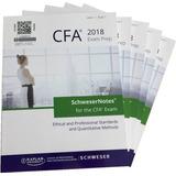 Cfa 2018 Schweser - Material De Estudio (level 1,2,3)