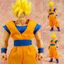 Dragon Ball Z // Son Goku Super Saiyan