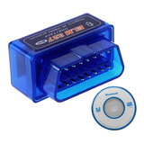 Escaner Elm327 Bluetooth Automotriz Scanner Auto Obd2 V2.1