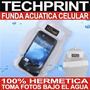 Toma Fotos Bajo El Agua Funda Acuatica Para Telefono Celula