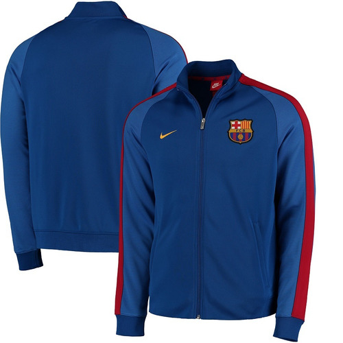 Chaqueta Nike Fc Barcelona Authentic N98 - En Stock-talla L 22e4503208e