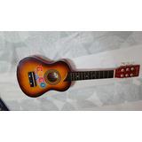 Guitarra De Coco Para Niños