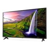 Lg Smart Tv 50 4k Uhd 50uk6300 Thinq Webos 4.0 Inteligencia
