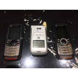 Celular Iden Nextel 2 Motorola I296 Y 1 Motorola I870
