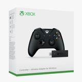 Mando Xbox One Inalambrico + Adaptador