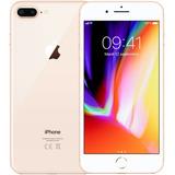 Apple iPhone 8 Plus 64gb Gold Libre Sellado Tienda Garantía