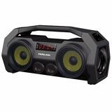 Parlante Bluetooth Halion R34 70w Negro Usb Radio Tf