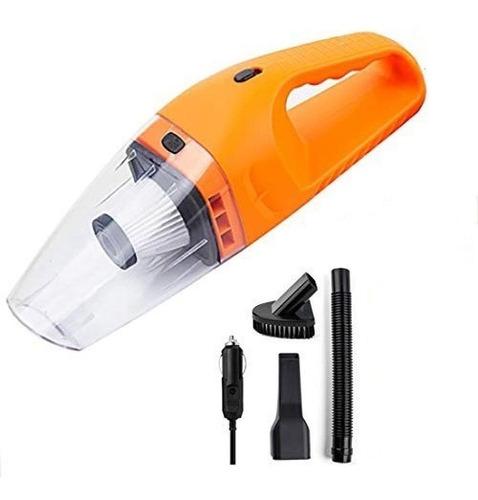 Aspiradora Portátil Cleaner Para Auto 12v Potente