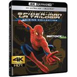 Pelicula Spider-man 4k 2160p Entrega Inmediata Digital