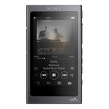 Walkman Sony Con High-resolution Audio 16gb Nw-a45hn (negro)
