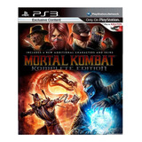 Mortal Kombat Komplete Edition Ps3 Digital Gcp