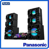 Sc-max7000 Panasonic 3000w Rms Bluetooth Cd Mp3 4gb Yupak Pe