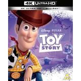 Toy Story Coleccion Completa 04 Películas 4k Uhd Digital