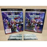 Guardianes De La Galaxia Vol 2 4k Slipcover Blu Ray Stock