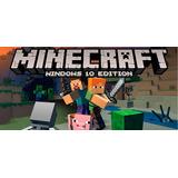 Minecraft Windows 10 Edition Cuenta Propia Envío Rápido