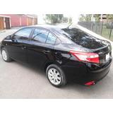 Toyota Yaris Full 2016 Automatico Nuevo