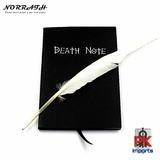 Death Note Pluma Regalo Cuaderno Libreta Envío Gratis!