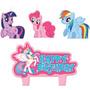 My Little Pony - Velas Para Fiesta Infantil