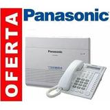 Central Telefonica Panasonic Y Teléfono Operador A 630 Soles