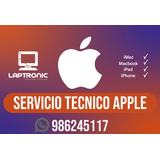 Servicio Tecnico Apple Repara iMac Macbook iPad iPhone Watch