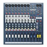 Consola Soundcraft Epm 8 Canales Envío+garantía L.m