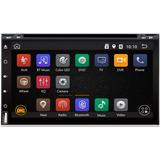 Auto Radio Android 7.1 + Dvd 2gb Ram 16gb Fhd Wifi Gps Bt