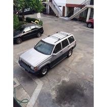 Remato Jeep Gran Cherokee En Excelente Estado