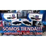 Play Station 4 Ps4 Pro 1 Tb 4k Sellado + Garantia + Regalo