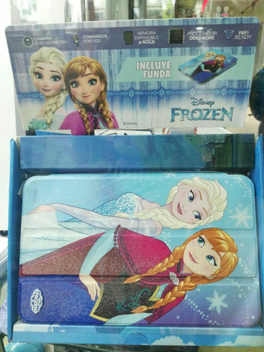 Tablet Disney Frozen