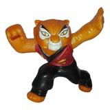 Figura Accion Tigresa 11cm Kung Fu Panda Regalo Navidad Amor