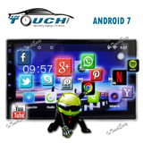 Auto Radio Android 7.0.1 Fhd Gps Wifi Bluetooth Usb