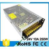 Fuente De Poder 24v 10a Switching Conmutada Transformador