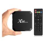 Android 9 Tv Box X96 Mini 2gb Ram 16gb Quadcore  Smart Tv