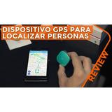 Gps Rastreador Espia Con Microfono / El Mas Pequeño