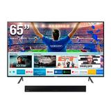 Samsung Smart Tv 65nu7100 65 Pulgadas Led Uhd 4k Wifi