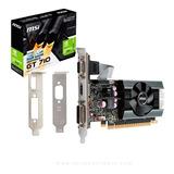 Tarjeta De Video Msi Geforce Gt 710 2gb Ddr3 Para Dota 2