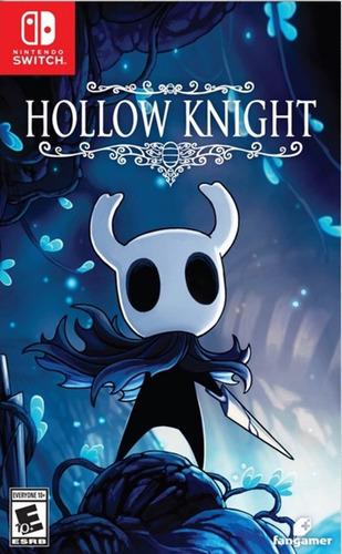 Juego Hollow Knight Nintendo Switch Codigo Descarga Digital!