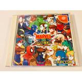 Marvel Vs Capcom / Sega Dreamcast - Fox Store