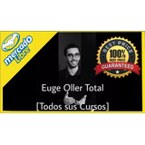 Euge Oller! Súper Pack 15x1! + 5 Cursos Vip/ Más Oferta 2019