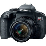Canon T7i Lente 18-55 Wifi Nueva Garantía Original Ofertón !