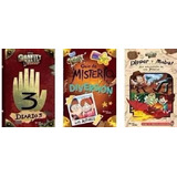 3x1 Español Gravity Falls 3 + Bono Via Email
