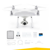 Drone Dji Phantom 4 Advanced + Capacitacion + Registro Mtc