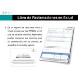 Libro De Reclamaciones En Salud - Susalud