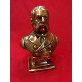 Busto Miguel Grau En Bronce