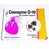 Vitamina Cardio Corazon Coenzyme Q-10 Regalo Navidad Salud